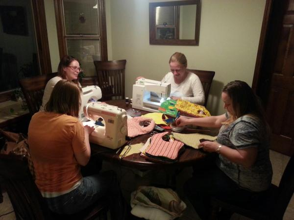 Craft Hope _ Project 20: Bibs for China